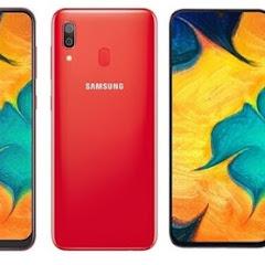 Spesifikasi Lengkap dan Harga Samsung Galaxy A30 Terbaru