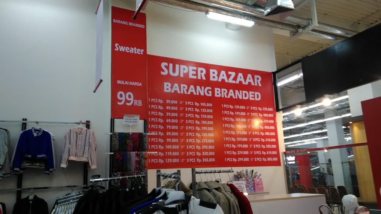 baju branded murah harga hemat