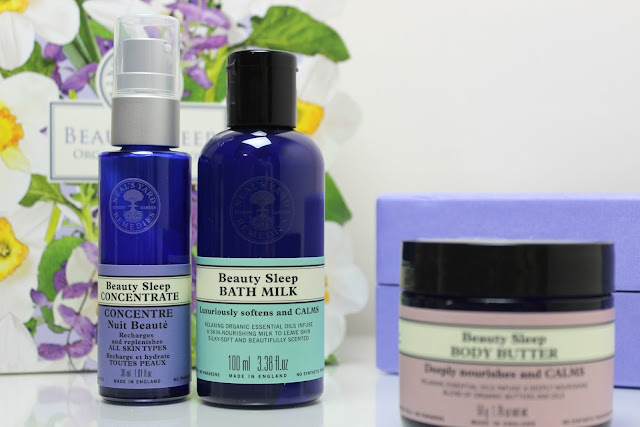 Neal's Yard Remedies Beauty Sleep Concentrate Review