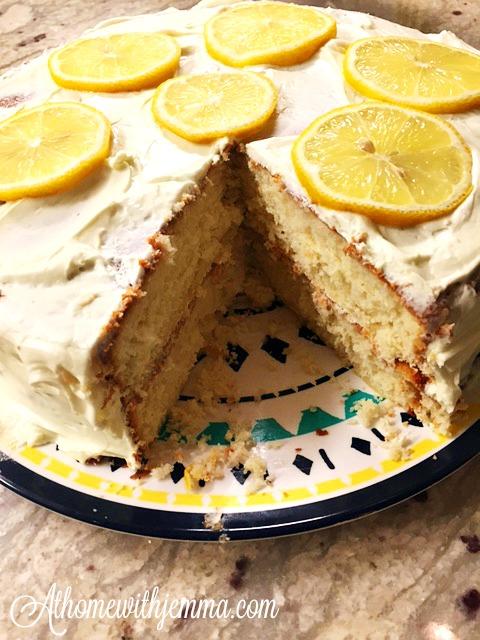 Easter-dessert-cake-Spring-homemade-jemma