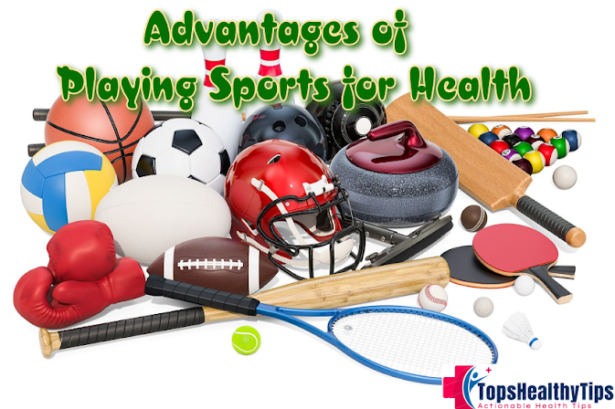 Advantages of Playing Sports for Health