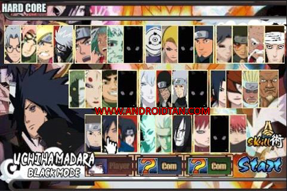 Game Naruto Senki Gabungan Shinobi Senki Free Download
