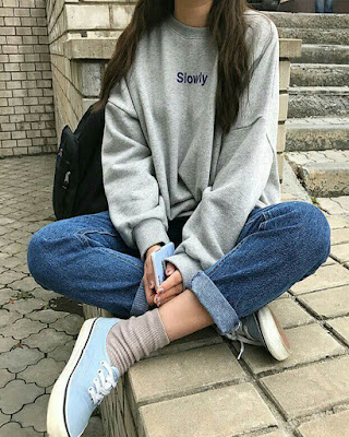 outfit casual adolescente