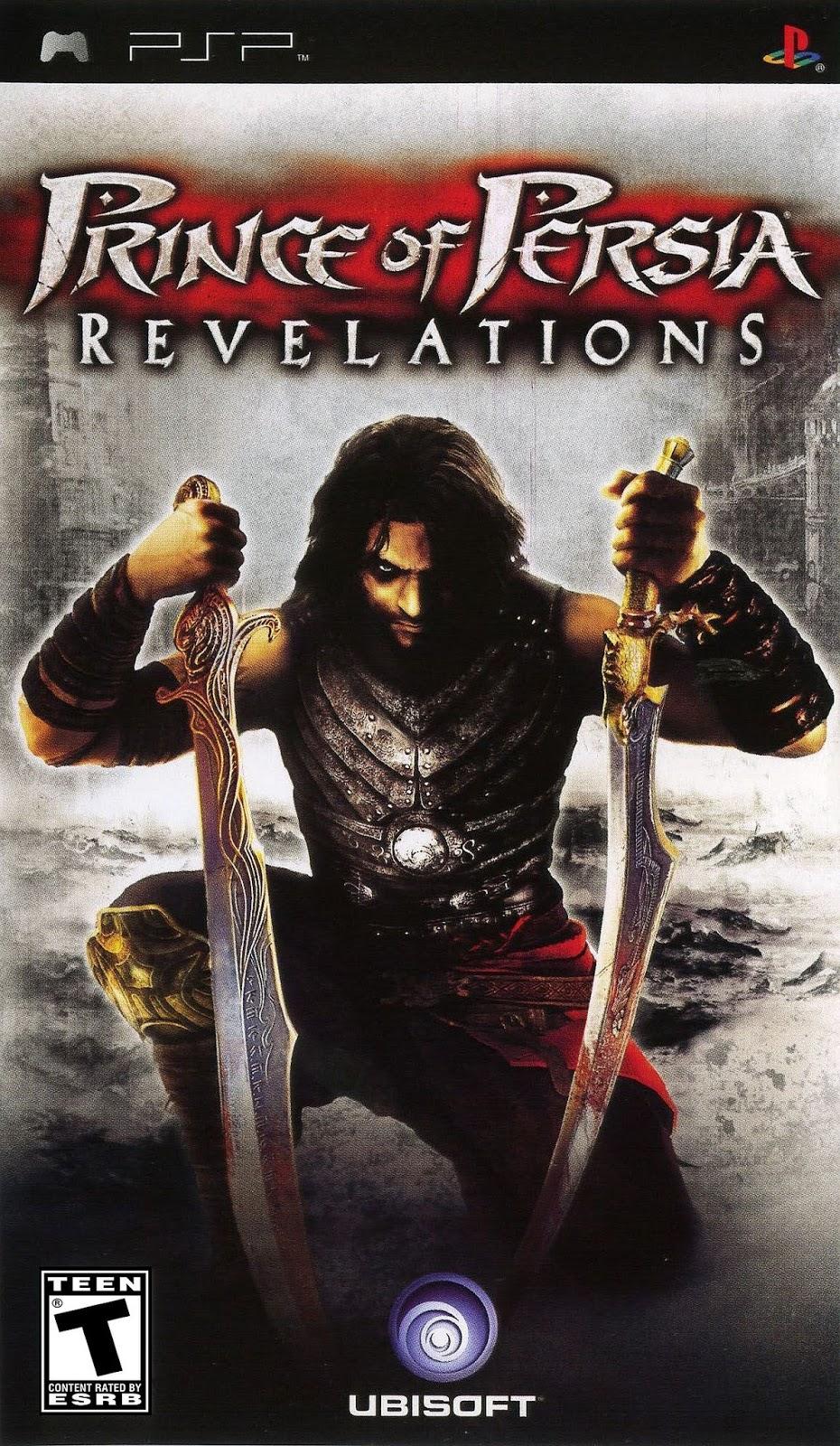 ROMs - Prince of Persia - Revelations - PSP Download