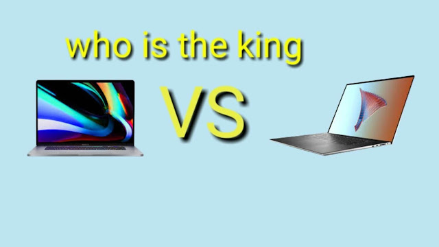 Macbook Pro 16 and Dell XPS 17 which one is the king in 2020?