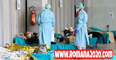 أخبار العالم إيطاليا تسجل 743 وفاة بفيروس كورونا المستجد covid-19 corona virus كوفيد-19 في يوم واحد والحصيلة 6.820 ضحية