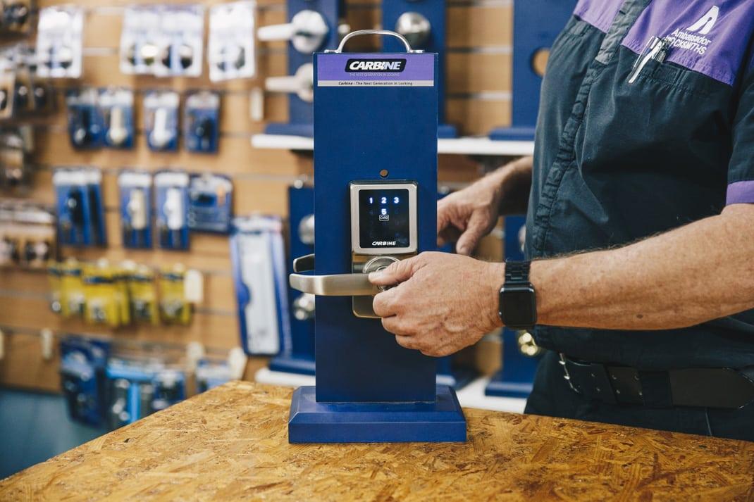 locksmith company in Newcastle