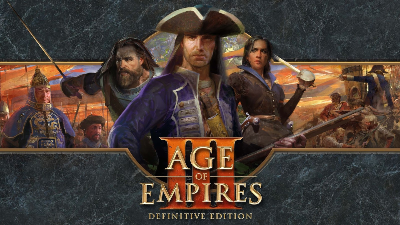 مراجعة Age of Empires III: Definitive Edition.