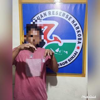 Astaga'Warga Bulupoddo Diamankan Oleh Polres Sinjai Kedapatan Konsumsi Narkoba di Rumah nya