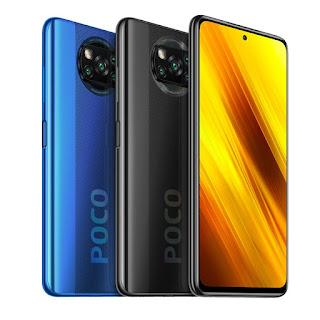 POCO X3 NFC Full Specification Display/Battery/Camera