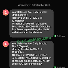New Method To Get Airtel 4.6GB for N200 and 23GB for N1000