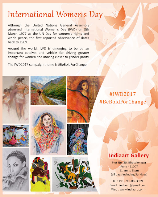 International Women's Day 2017 on Indiaart.com