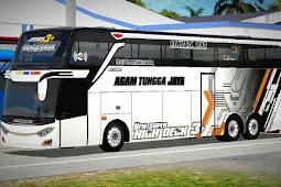 Bus 3 New ATJ Putih by Prabushare