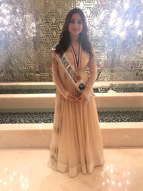 Beautiful Girl Tamannaah Photoshoot In White Dress Actress Trend