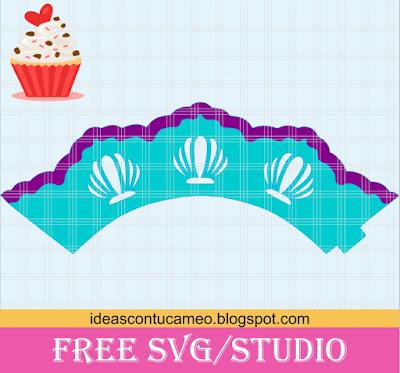 wrapper cupcake free