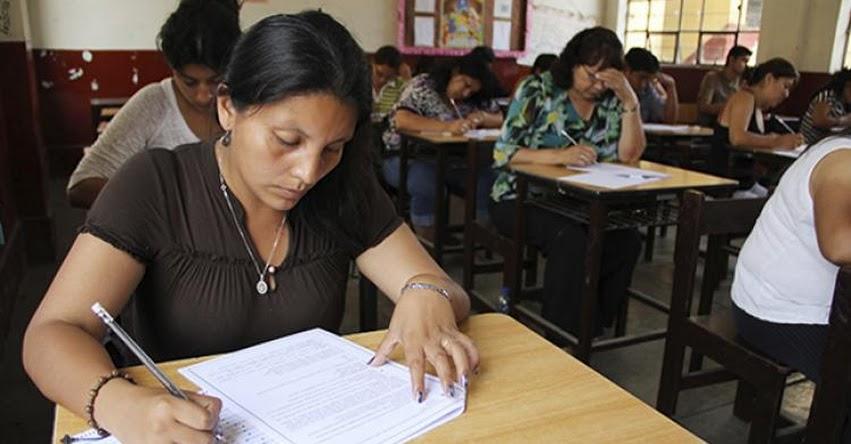 MINEDU: Más de seis mil docentes concursarán para el cargo de director de UGEL