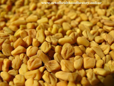 Benefits of Fenugreek seeds (Methi)