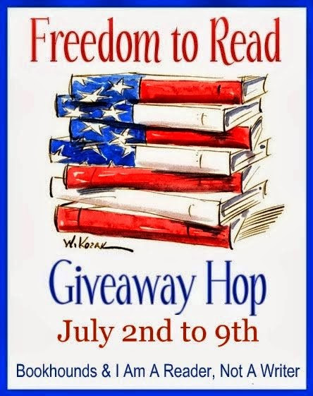 Freedom to Read Giveaway Hop!