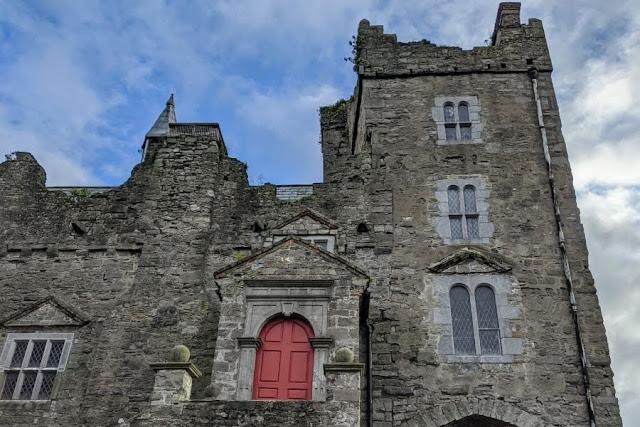 Drimnagh Castle in Dublin