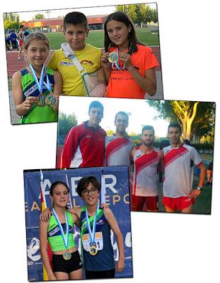 Atletismo Atlético Marathón