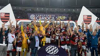 Em outro patamar mistão do Flamengo conquista a Taça Guanabara
