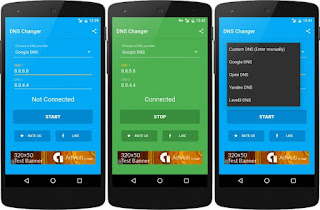 DNS Changer Pro (no root 3G/WiFi) v1022 Paid Apk Is Here!