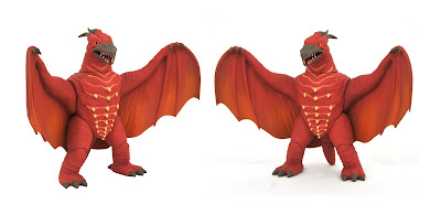 New York Comic Con 2020 Exclusive Godzilla Fire Rodan Vinimates Vinyl Figure by Diamond Select Toys