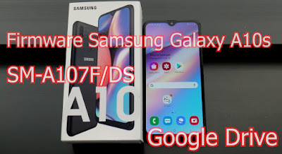 Firmware Samsung A10s SM-A107F Indonesia