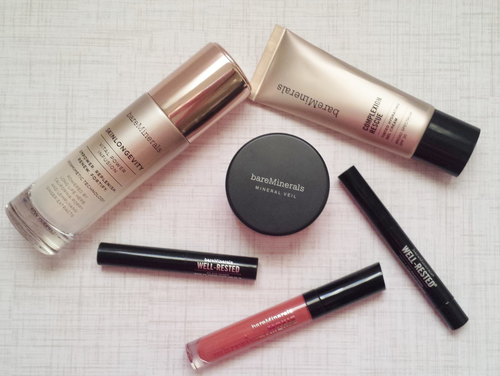 bareminerals product review