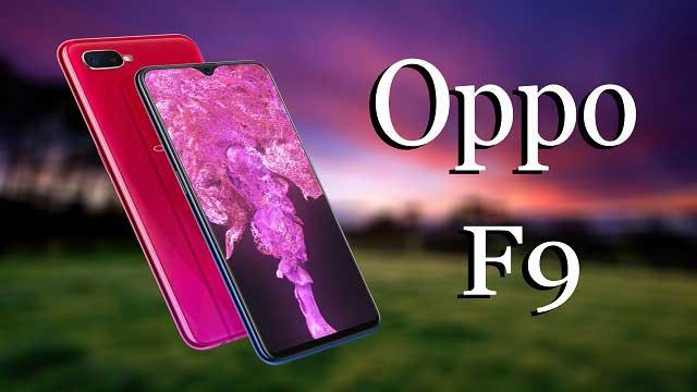 يتمتع هاتف Oppo F9 الحديث بأفضل جودة