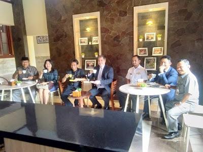 Kenikmatan Kopi Bondowoso Diminati Investor Asing