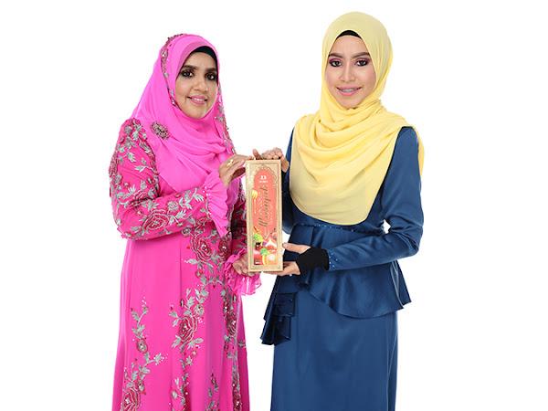 Jom Menang RM10,000 dengan Peraduan Wefie Raya Jus Hidayah Gold oleh Seraimas Herb.