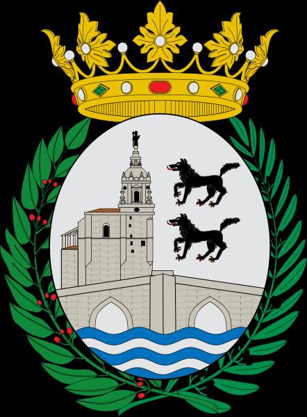 Escudo de Bilbao. Bilbao, la ria y sus puentes