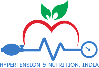 About Hypertension and Nutrition, India