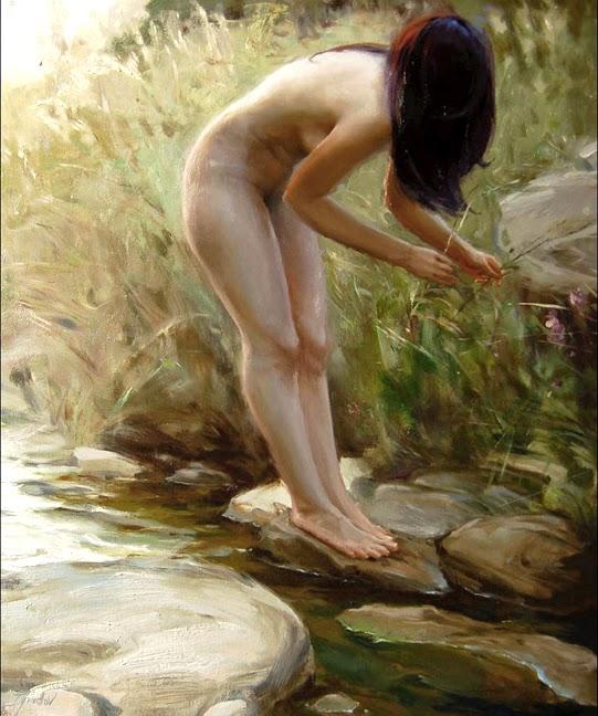 Esplendor - Ignat Ignatov e suas mais belas pinturas  ~ Pintora russa