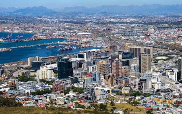 Explore the city of Cape Town