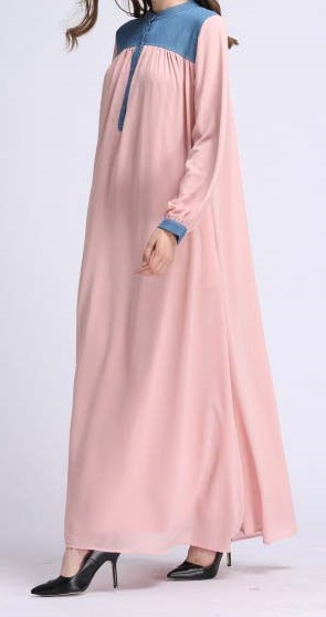 NBH0504 IZAZI JUBAH (MATERNITY & NURSING FRIENDLY)