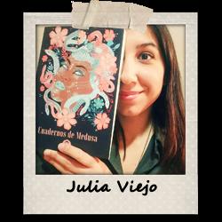 """Litconianos.  Hoy os anunciamos que, entre los autores/as que nos acompañarán en Lit Con Madrid, se encuentra la maravillosa autora de """"Cuadernos de Medusa"""" (Pezsapo) Sara Levesque. ¿De qué nos hablará Sara en el evento? Podéis ir descubriéndolo a través de la fabulosa entrevista que nos concedió: #LCM18 http://litconmadrid.blogspot.com.es/2018/05/si-hay-que-luchar-que-sea-traves-del.html"""
