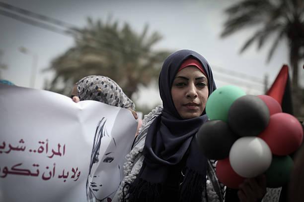 Palestine women's rights