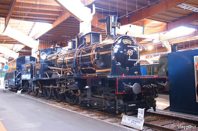 Mulhouse - Museo Ferroviario