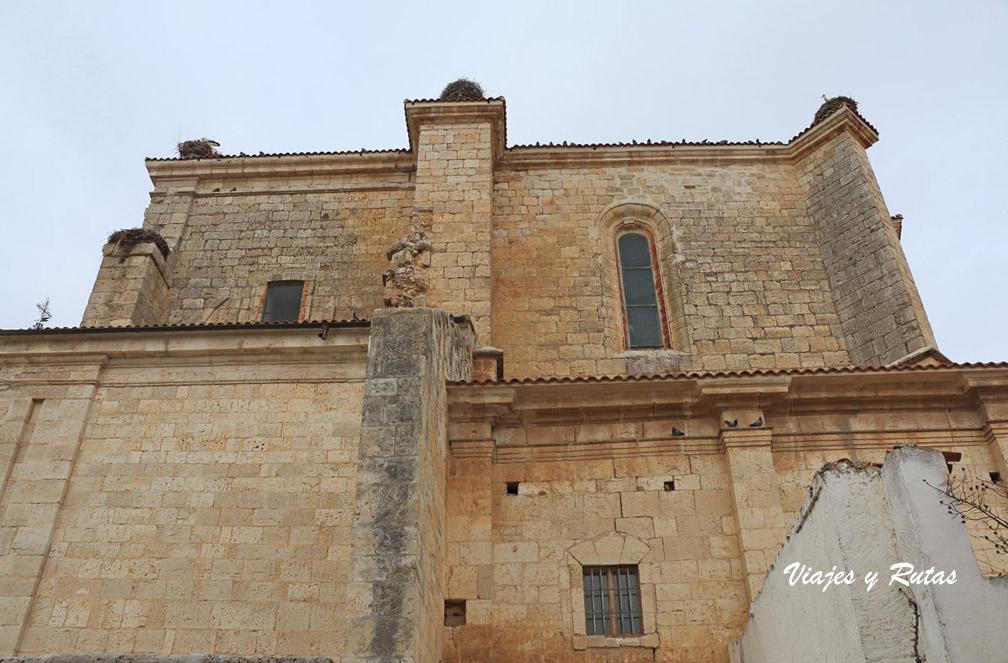 Iglesia de Nuestra Señora La Antigua, Fuentes de Valdepero