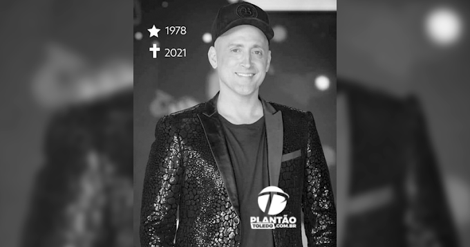 Paulo Gustavo morre aos 42 anos vítima da Covid-19