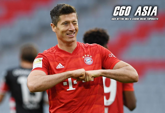 Bayern Munich makin kokoh , Lewandowski mempertajam rekor - Rumahsport.com