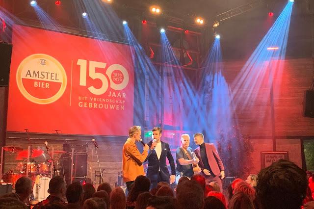 Vrienden van Amstel live VIP
