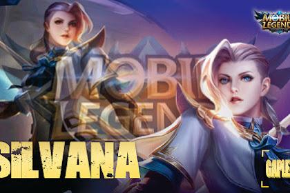 Wallpaper Silvana | Mobile Legends