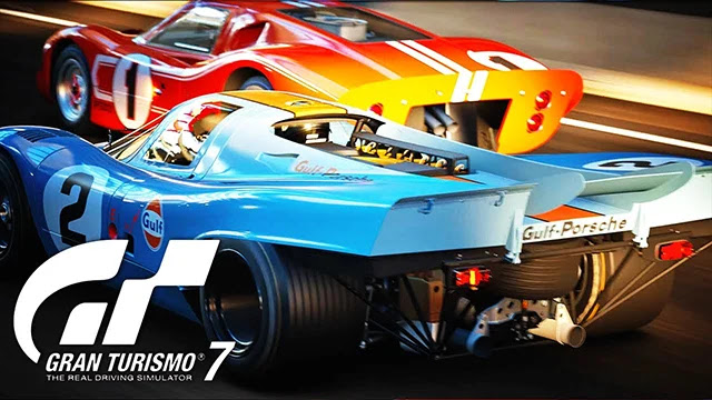 GRAN TURISMO 7 : date de sortie sur la PS5.