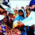 कोरोना का कहर : नवयुवकों ने बढ़ाया मदद का हाथ, 50 परिवार में राहत सामग्री वितरित