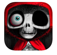 Little Dead Riding Hood Lectura Apps terror Halloween Primaria