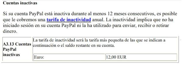 اعلان هام من شركة PayPal  الى المستخدمين