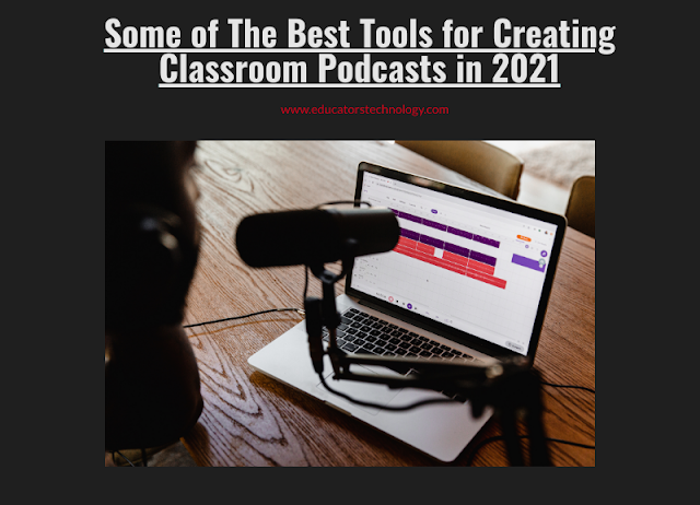 Some of The Best Tools for Creating Classroom Podcasts in 2021